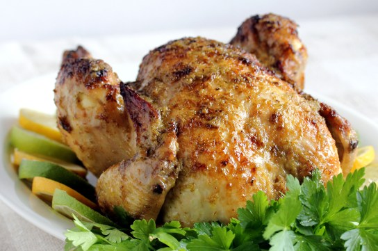 Lemon Parsley Chicken 2