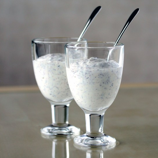 Sugar-Free Stracciatella Yogurt   Low-Carb, So Simple!