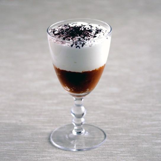Yogurt With Pumpkin Swirl, Layered Variation  Low-Carb, So Simple!