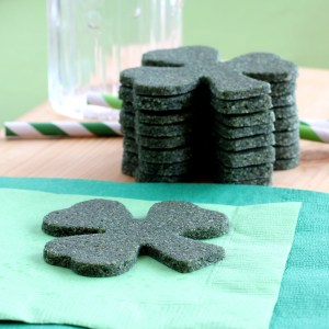 Gluten-Free, Sugar-Free Shamrock Cookies   Low-Carb, So Simple!