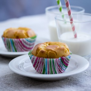 Gluten-Free Low-Carb Cheddar Cheese Muffins | Low-Carb, So Simple!