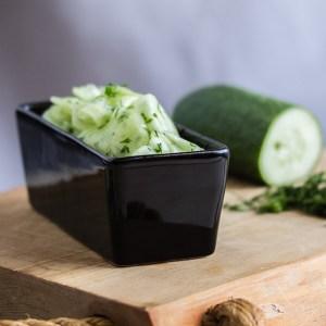 Fresh Sugar-Free Cucumber Pickles | Low-Carb, So Simple!