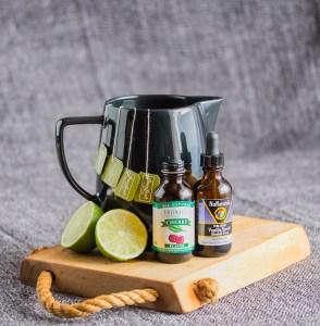 Sugar-Free Cherry Vanilla Iced Tea; Ingredients | Low-Carb, So Simple!