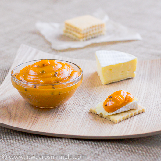 Just Like Sugar-Free Cloudberry Jam | Low-Carb, So Simple!