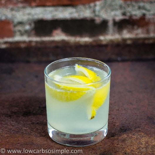 Vodka Collins | Low-Carb, So Simple!