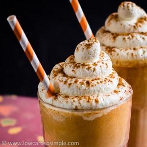 Sugar-Free Pumpkin-Spice Latte | Low-Carb, So Simple!