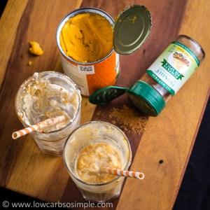 Sugar-Free Pumpkin-Spice Latte   Low-Carb, So Simple!