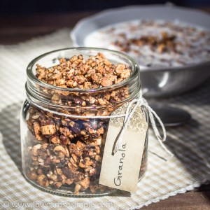 Elviira's Krunchy Grain-Free Granola | Low-Carb, So Simple!