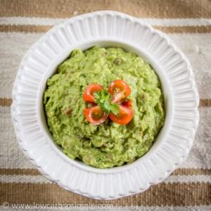 Guacamole | Low-Carb, So Simple!