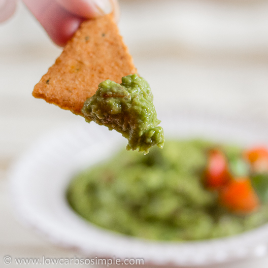 Guacamole | Low-Carb, So Simple!