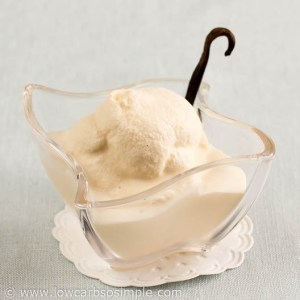 5-Minute 3-Ingredient Ice Cream for 2 | Low-Carb. So Simple!