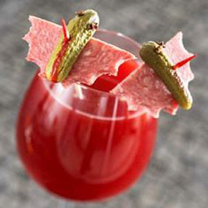 batty-bloody-mary | The Rogue Cookie