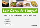 Easy Everyday Recipes Book Cover