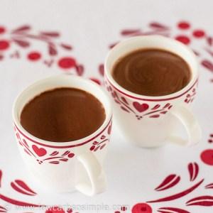 Hot Cardamom Chocolate | Low-Carb, So Simple!