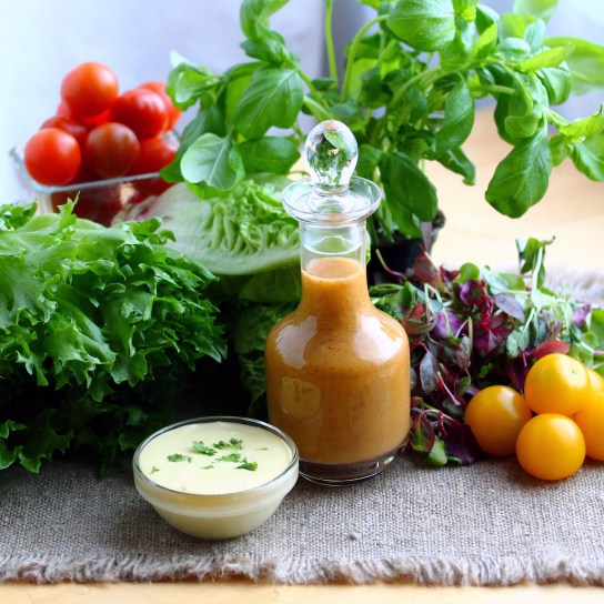 Basic Vinaigrette with Variations | Low-Carb, So Simple