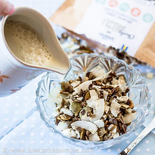 KZ Clean Eating Müsli | Low-Carb, So Simple