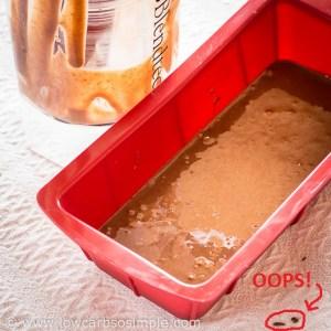 Irresistibly Easy No-Sugar Nutella Fudge; Ready! | Low-Carb, So Simple
