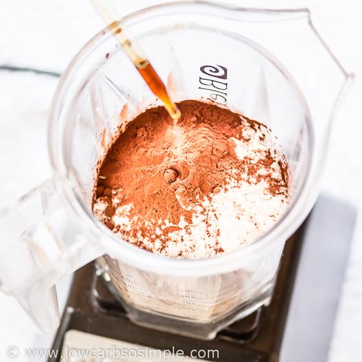 Irresistibly Easy No-Sugar Nutella Fudge; Adding Vanilla Stevia | Low-Carb, So Simple