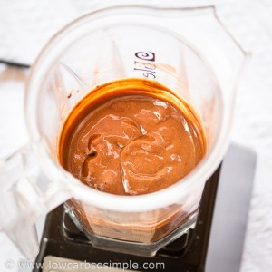 Irresistibly Easy No-Sugar Nutella Fudge; Smooth, Velvery, Chocolatey Yumminess!   Low-Carb, So Simple