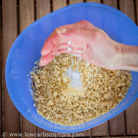 Buffalo Cauliflower; Adding Salt; Low-Carb, So Simple