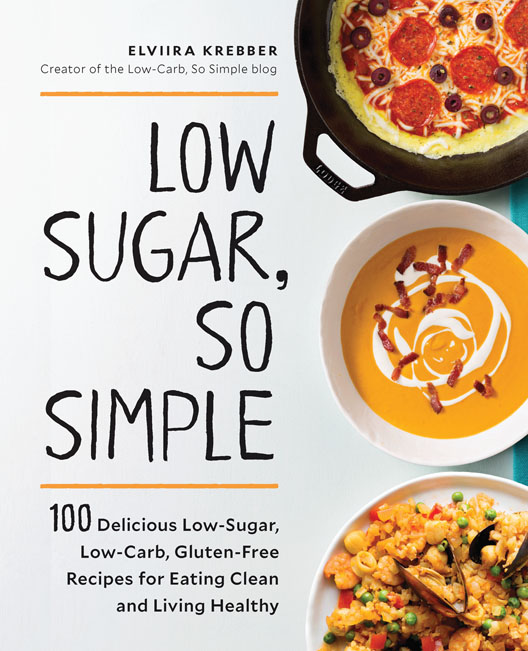 Low-Sugar, So Simple Book Cover