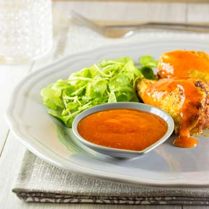 Low-Sugar Sweet and Sour Sauce from Low-Sugar, So Simple Book