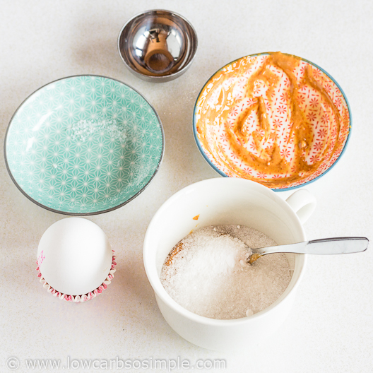 Added baking powder | Low-Carb, So Simple