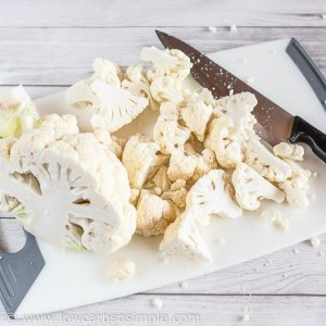 Chopped Cauli | Low-Carb, So Simple