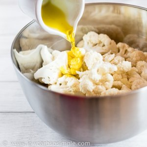 Adding Olive Oil | Low-Carb, So Simple