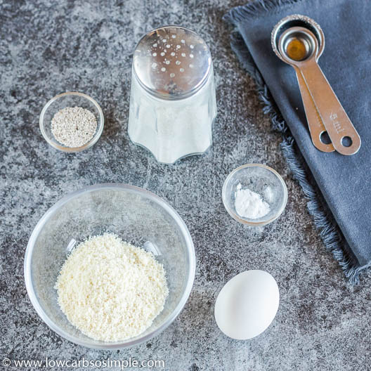 Ingredients | Low-Carb, So Simple