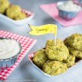 4-Ingredient Baked Keto Broccoli Cheese Balls   Low-Carb, So Simple