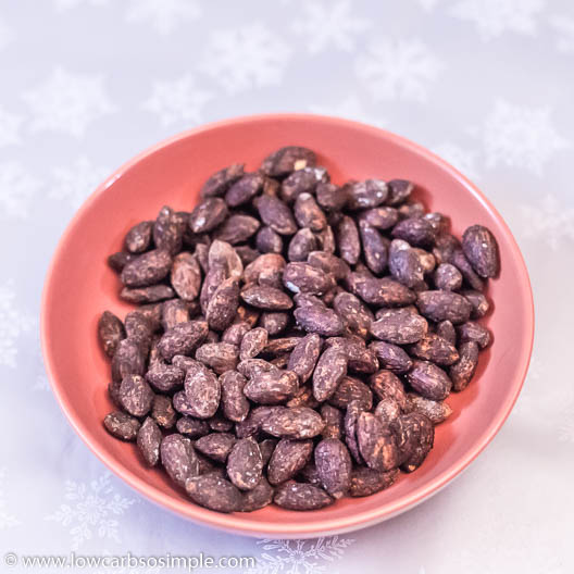 "Test I, ""Dirty"" Almonds 