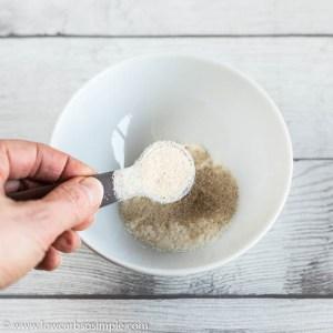 Psyllium Husk Powder | Low-Carb, So Simple