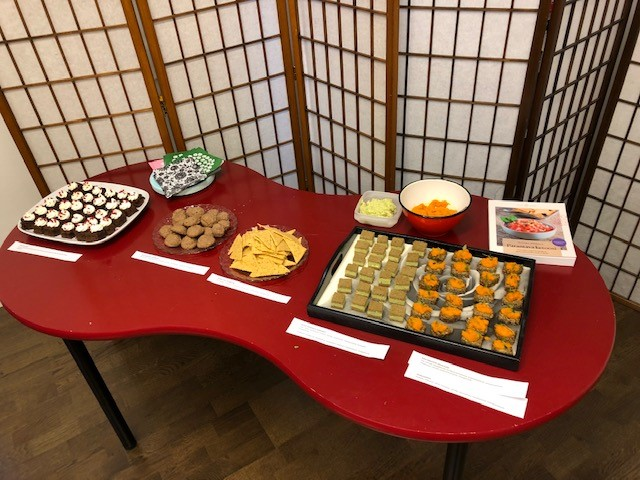 Book Launch Party Helsinki | Low-Carb, So Simple
