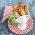 Pecan-Crusted Chicken Fingers | Low-Carb, So Simple