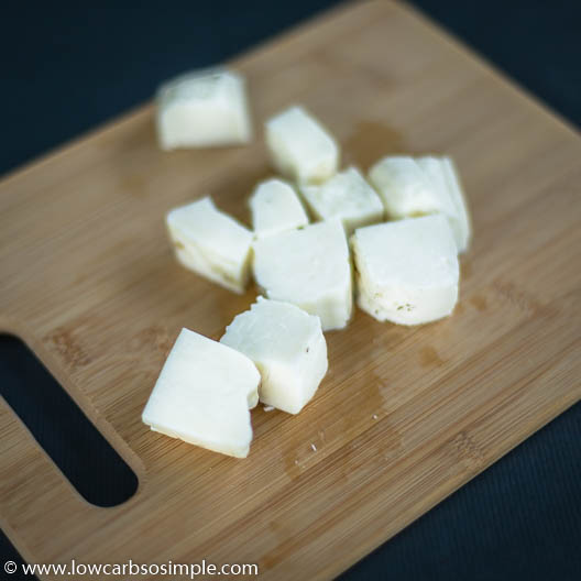 Halloumi Pieces | Low-Carb, So Simple