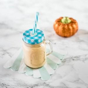 Keto Pumpkin Pie Mocktail | Low-Cab, So SimpleKeto Pumpkin Pie Mocktail | Low-Cab, So Simple