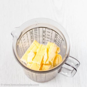 Butter in Bowl | Low-Carb, So Simple