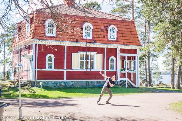 Gorgrous House