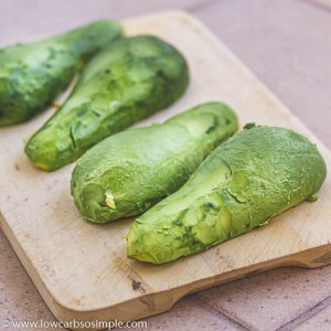 Peeled Avocados | Low-Carb, So SImple