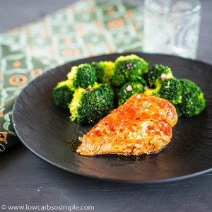 4-Ingredient Sweet, Sour & Hot Chicken   Low-Carb, So SImple