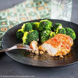4-Ingredient Sweet, Sour & Hot Chicken | Low-Carb, So SImple