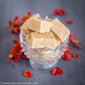 5-Ingredient Sugar-Free Keto Halva | Low-Carb, So Simple