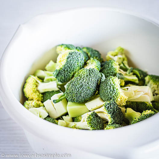 All Broccoli in a Bowl | Low-Carb, So Simple