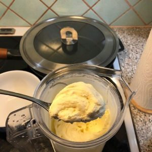 Successful Keto White Chocolate Mousse Experiment