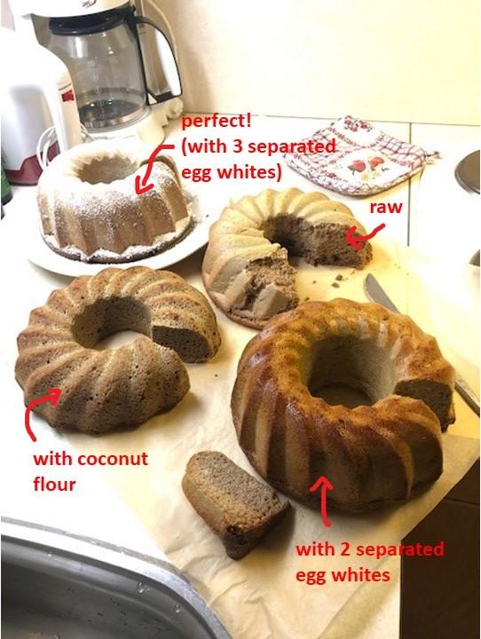 Kakkukokeiluja