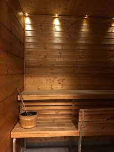 Mökin sauna