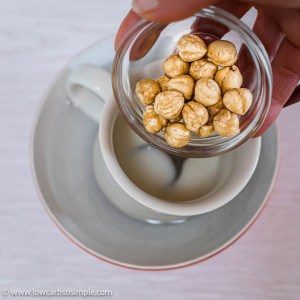 Adding Hazelnuts | Low-Carb, So Simple