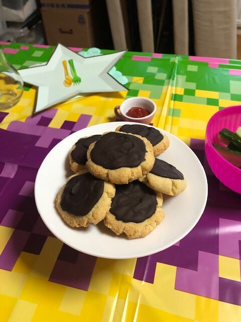 My Son's Favorite Cookies