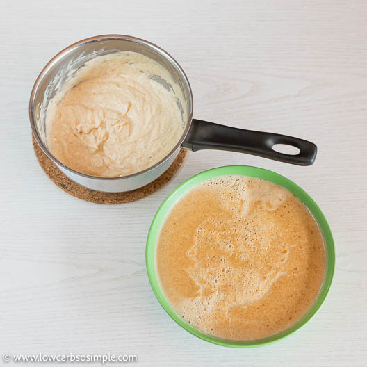 Keto PB Pudding Experiments   Low-Carb, So Simple